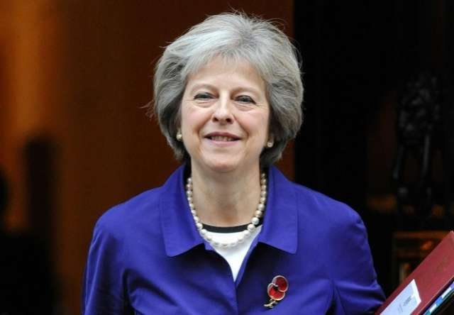 UK PM May to make Brexit speech in Italy on Sept. 22