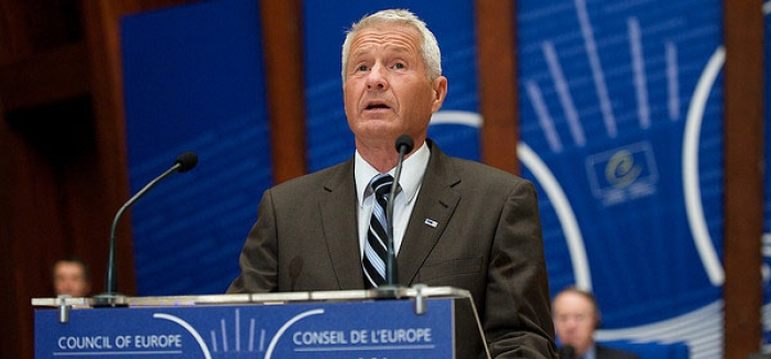 Council of Europe considers lifting sanctions off Russia - Jagland