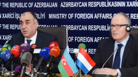 Azerbaijan can contribute to global nuclear safety: Dutch FM