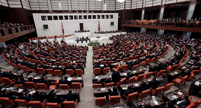 Election date of new Turkish parliament speaker revealed