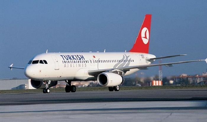 Lightning strikes plane flying from Turkey to Georgia