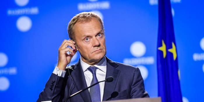Donald Tusk propose une réforme ambitieuse post-Brexit en deux ans