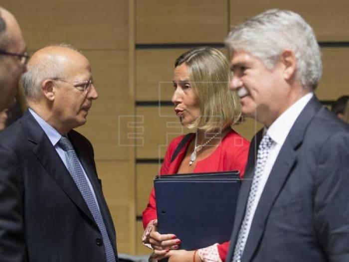 La UE satisfecha de la cooperación con la OTAN en el Mediterráneo o los ciberataques