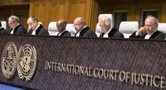 UN court orders Pakistan to halt execution of Indian 'spy'