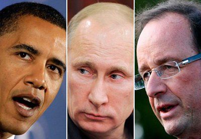 US, Russian and French presidents issue joint statement on Nagorno-Karabakh conflict