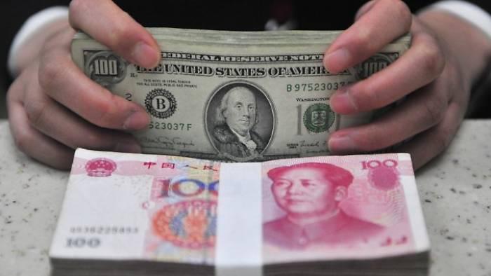 Gläubiger China überdenkt US-Bonds-Kauf