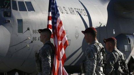 ABŞ daha 150 hərbçini Polşaya göndərir