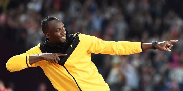 Usain Bolt veut faire carrière dans le foot