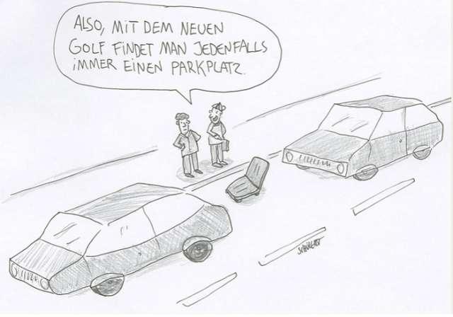 VW-Golf, jetzt erst recht!