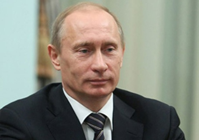 who is the russian president dating