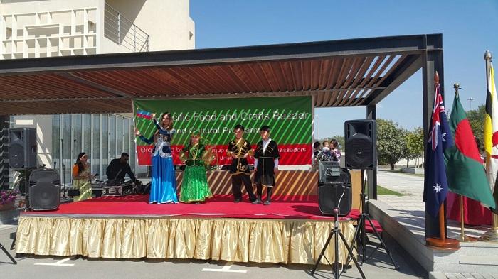 Azərbaycan məhsulları Abu Dabidə