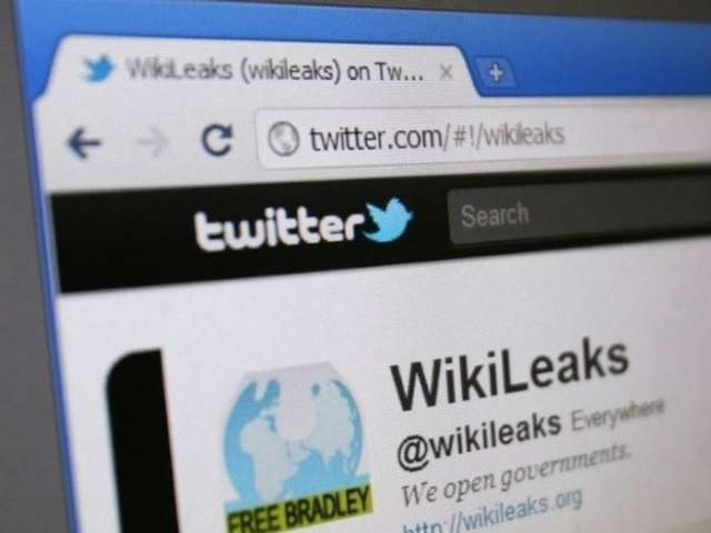 WikiLeaks publishes CIA chief`s emails