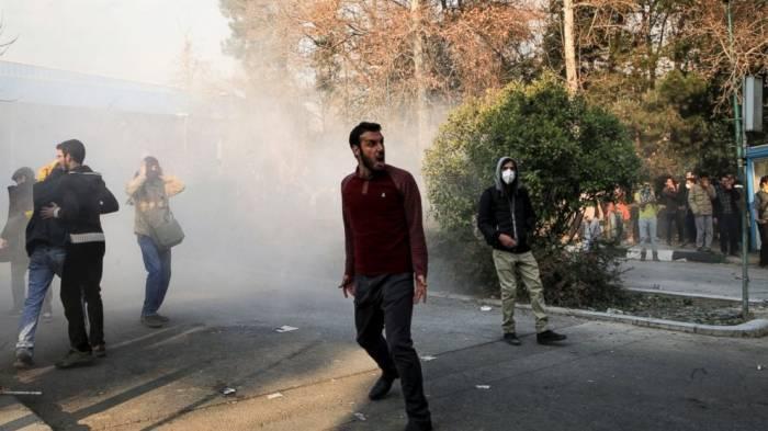 İranda ölənlərin sayı 20 nəfərə çatıb