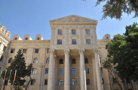Azerbaijani FM to visit Moscow on Nov. 16 – Foreign Ministry