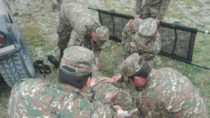 Ermənistanda iki əsgərin öldürülməsi faktı gizlədilib