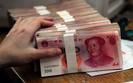 Cash may disappear in China as payments go digital, central bank says
