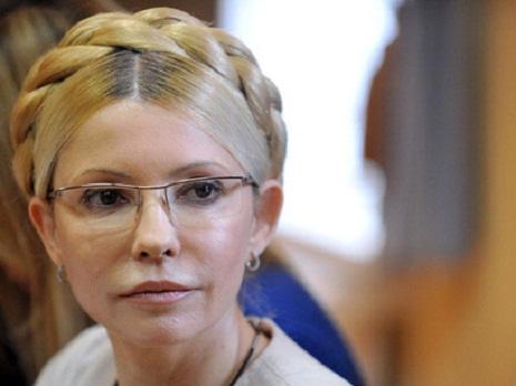 Timoşenko azadlığa çıxdı