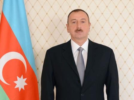 Oman sultanı İlham Əliyevi təbrik edib