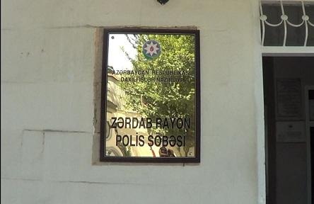Zərdab sakinindən marixuana və avtomat aşkar edildi