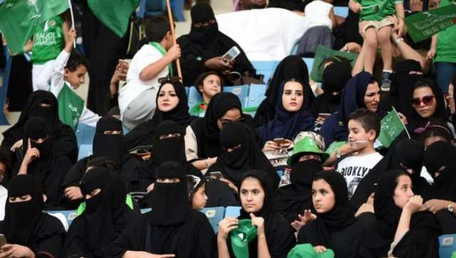 Saudi Arabia to open its Sports Stadiums to women