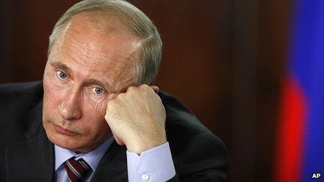 Putinin səhvləri və Rusiyanın gerçək üzü