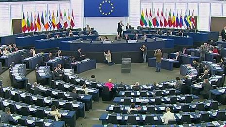 EU ratifies association agreement between Georgia, EU