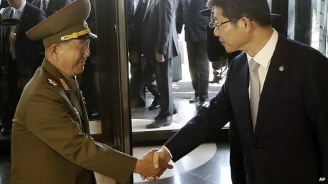 North and South Korea `agree to talks`
