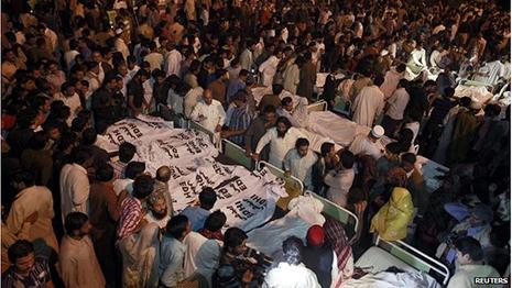 India and Pakistan suspend Wagah border ceremony - PHOTOS