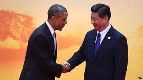 US and China: The great game is on