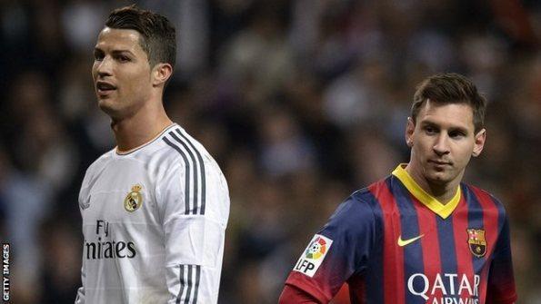 Messi birinci, Ronaldu 8-ci oldu