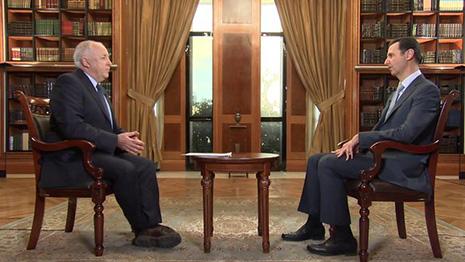 Assad`s BBC interview: Key excerpts - V?DEO