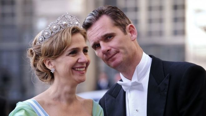 Spain`s Princess Cristina to go on trial for fraud