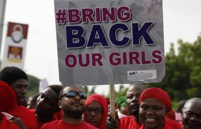 Don't forget us, says Chibok schoolgirl as third year of captivity approaches