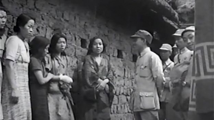 'Comfort women': Researchers claim first known video