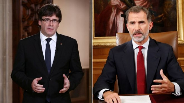 Puigdemont: Spanish king ignored millions of Catalans