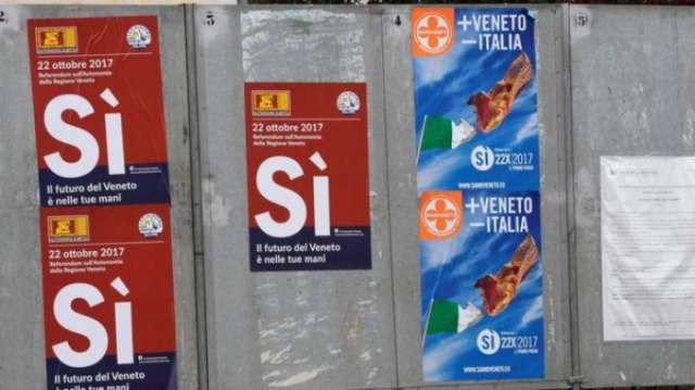 Italy referendums: Lombardy and Veneto 'back greater autonomy'