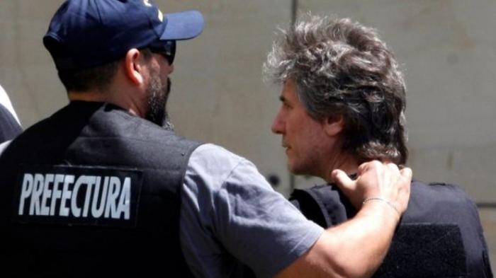 Argentina former Vice-President Amado Boudou arrested