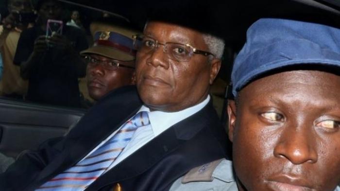 Zimbabwe ex-finance minister Chombo in court