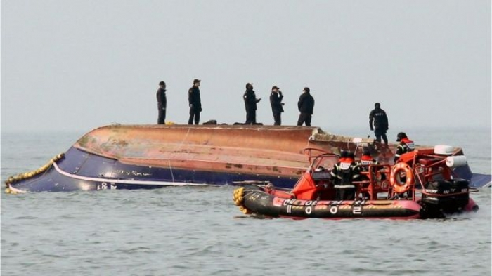 South Korea boat collision leaves 13 dead