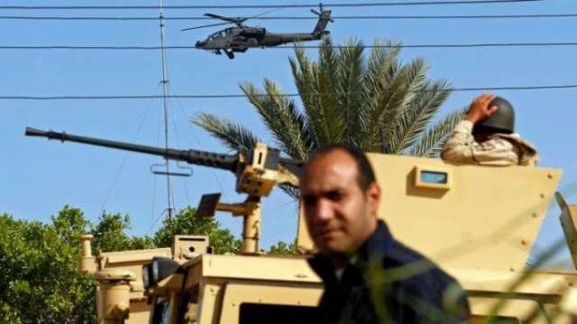 Egypt hangs 15 militants convicted of 2013 Sinai attacks