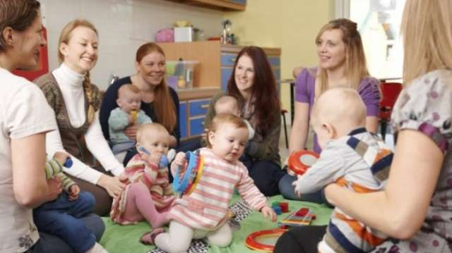Singing 'speeds up' recovery from post-natal depression