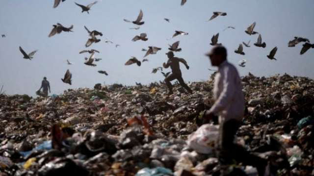 Huge Brazil rubbish dump closes after six decades