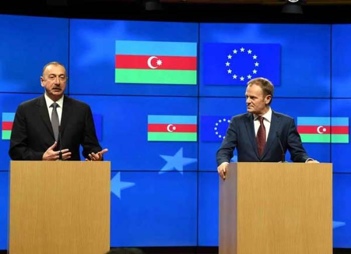 Brüsseldə Azərbaycanla Aİ arasında aviasiya sazişi imzalanacaq