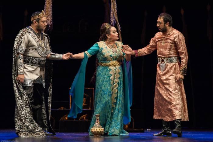 """Dram Teatrında """"Qətibə İnanc"""" tamaşası hazırlanır"""