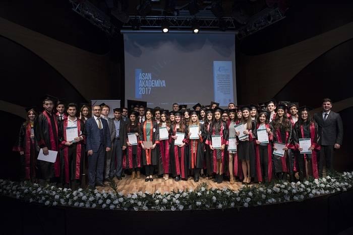 """""""ASAN Akademiya""""nın bağlanış mərasimi keçirilib - Fotolar"""