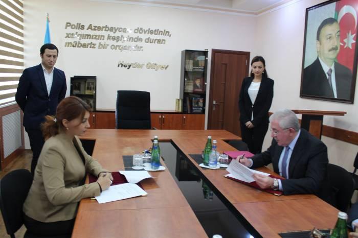 DSX və AMADA arasında əməkdaşlıq haqqında memorandum imzalandı