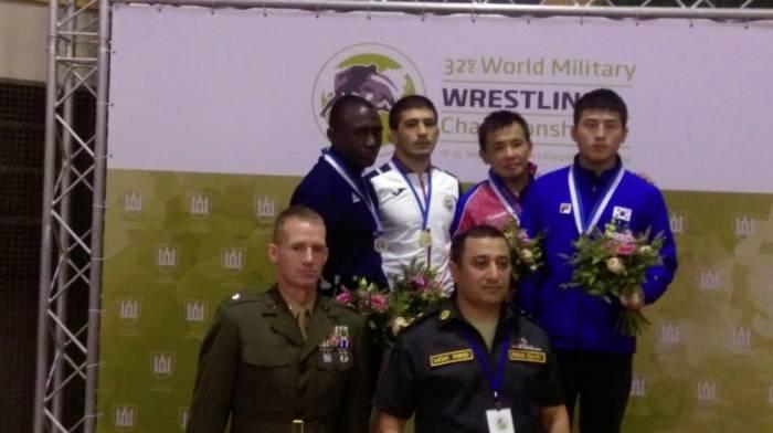 İdmançılarımız bir gündə 5 medal qazanıb