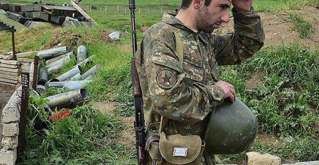 Ermənistan ordusunda rəzalət - Posta çıxan əsgəri zorlayıblar