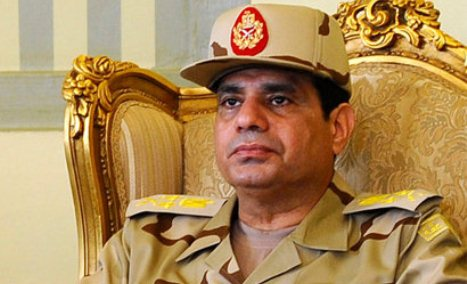 Egypt`s Sisi asks for U.S. help in fighting terrorism