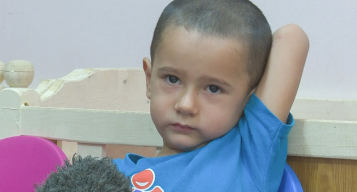 AzVision interviews Azerbaijani boy Abdullah who was escaped from ISIS